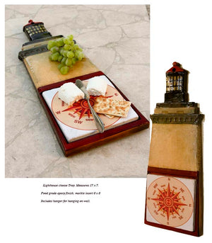 Lighthouse Cheese Board   item 344