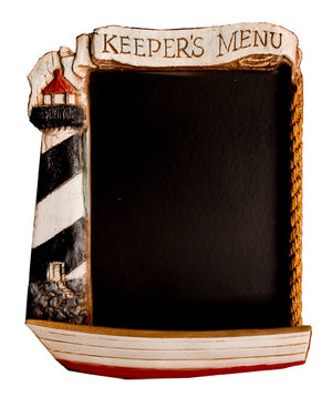 Lighthouse Keepers Chalkboard  item 361A