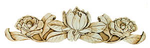 Magnolia Wall Decor Door Topper