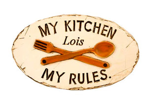 My Kitchen My rules  #698