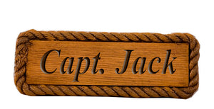 Nautical Decor Personalized Sign plaque       item 969B