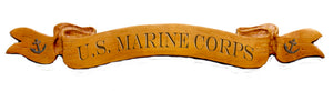 U.S. Marine Corp Wall Sign