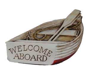 Welcome Aboard Boat Sign item 337