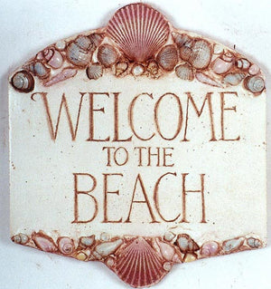 Welcome to the Beach-shells  #393