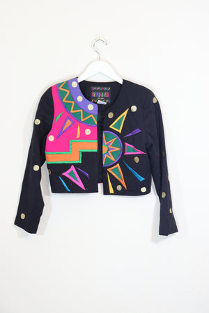 After Party Cropped Jacket