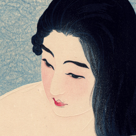 Shin Hanga Beauties (20th C 美人画)