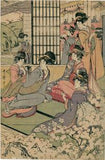 Utamaro II: Courtesans Entertaining
