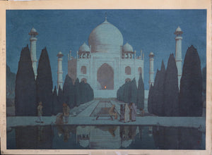 Yoshida: Night in Taj Mahal No.6