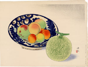 Shinsui: Peaches and Melon