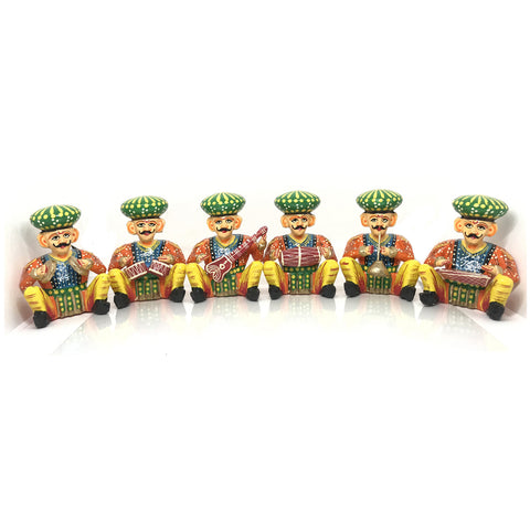 wooden toys Rajasthani Music Set - Artsytribe Handicrafts