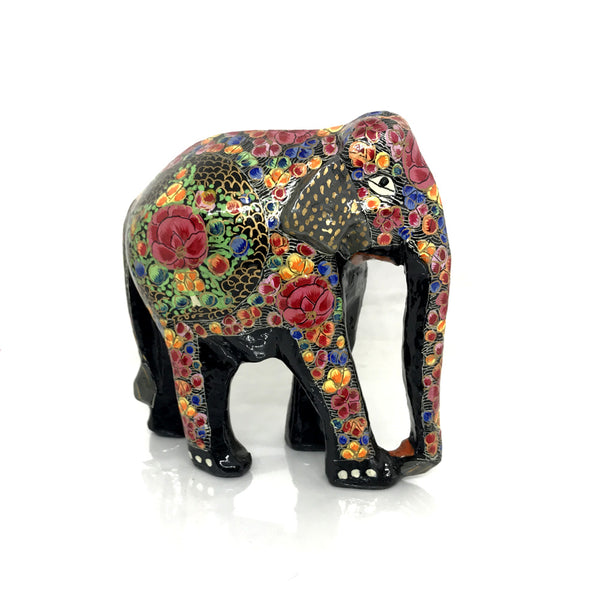 Elephant showpiece - home decor - Papier Mache handicraft