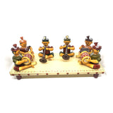 Dolu Sannai Melam - Wedding Band - Etikoppaka Handicraft