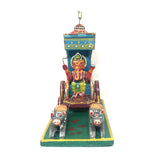 Wooden Lord Ganesha & Chariot - Kondapalli Bommalu - Artsytribe collection