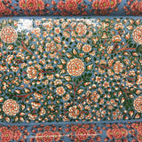 Kashmiri Floral pattern on Metal