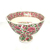 Small serving bowls - Floral design - Set of 3