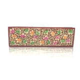 Long Jewellary Box - Kashmiri Floral design