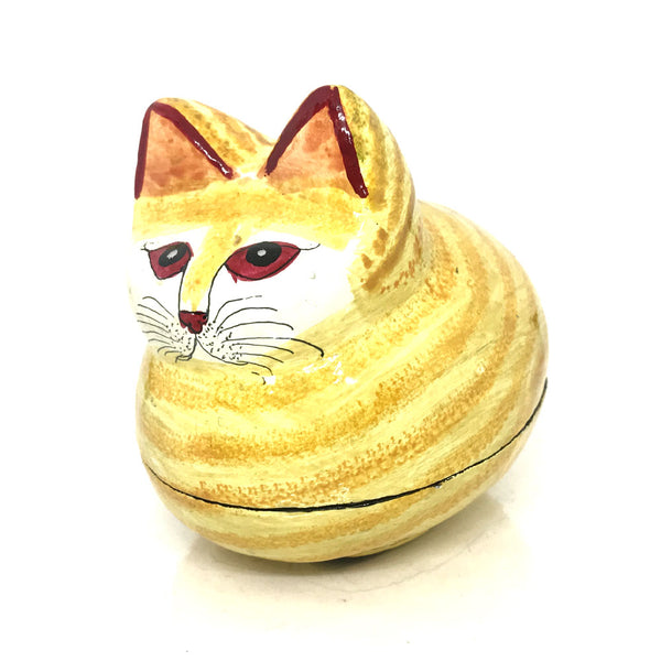 Mini Jewellary Box - Cat Shaped design