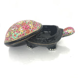 Jewellary Box - Tortoise Shaped - Papier Mache