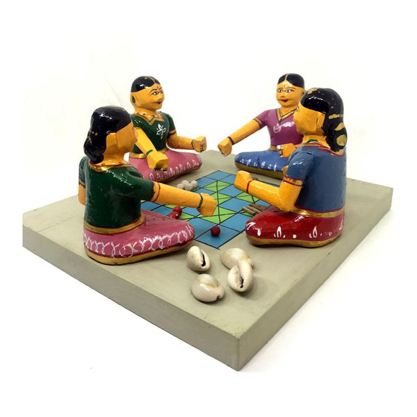 Kondapalli Bommalu - Ashta Chamma Aata - Village Board Game