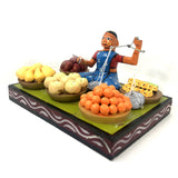 Lady selling fruits - Kondapalli Toys