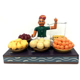 Vegetable Seller - Kondapalli Toys