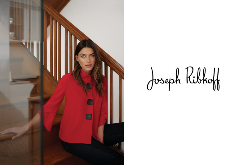 Joseph Ribkoff Has Raised the Bar!
