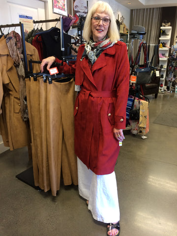 Nygard Trench in Sienna