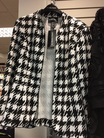 Frank Lyman Hounds Tooth Jacket