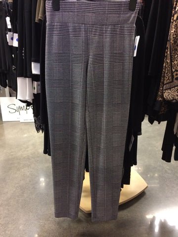 Frank Lyman Plaid Pant