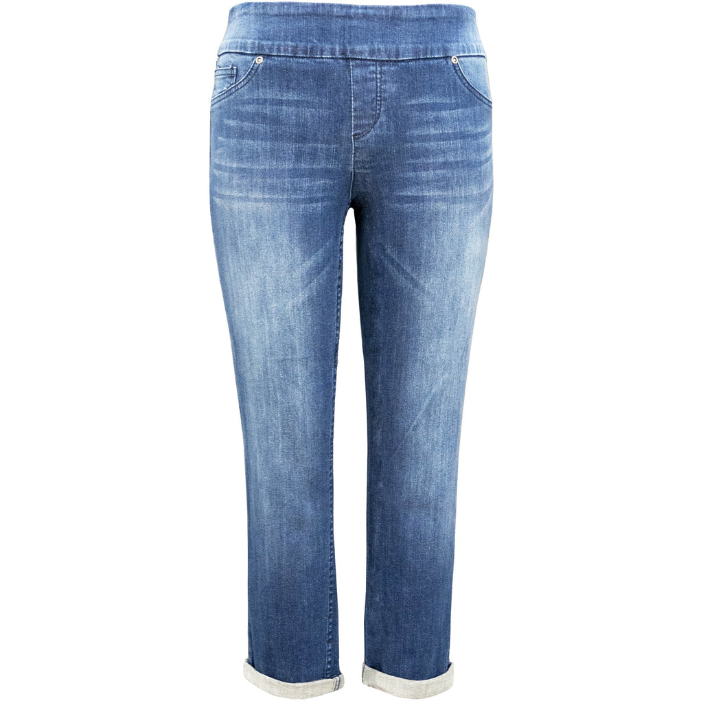 Up! Cropped Jean - Style 65759 front