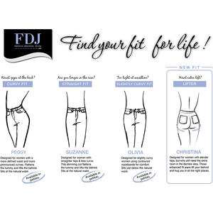 FDJ Find your fit for life chart