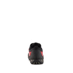 Cougar Patent Waterproof Rain Shoe - Style Howdoo, cherry, back