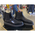 Cougar Chelsea Waterproof Rubber Ankle Boot - Style Kensington, black, side, pair