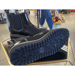 Cougar Kensington Chelsea Boot - Style Kensington, bottomCougar Chelsea Waterproof Rubber Ankle Boot - Style Kensington, black, bottom, pair
