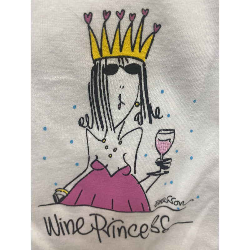 "Emerson Street ""Wine Princess"" Nightshirt in a Bag - Style 01NS4228"