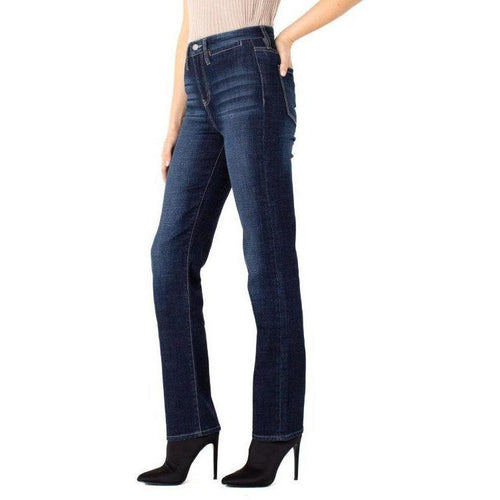 Liverpool Sadie Straight High Rise with Welt Pockets - Style Sadie LM3102F92