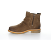 Bos & Co Suede Waterproof Bootie - Style Beat, tan, left side