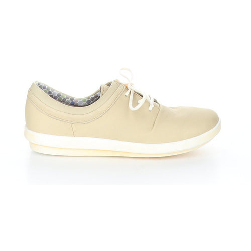 Softinos by Fly London Lace-Up Sneaker - Style Casy, outside