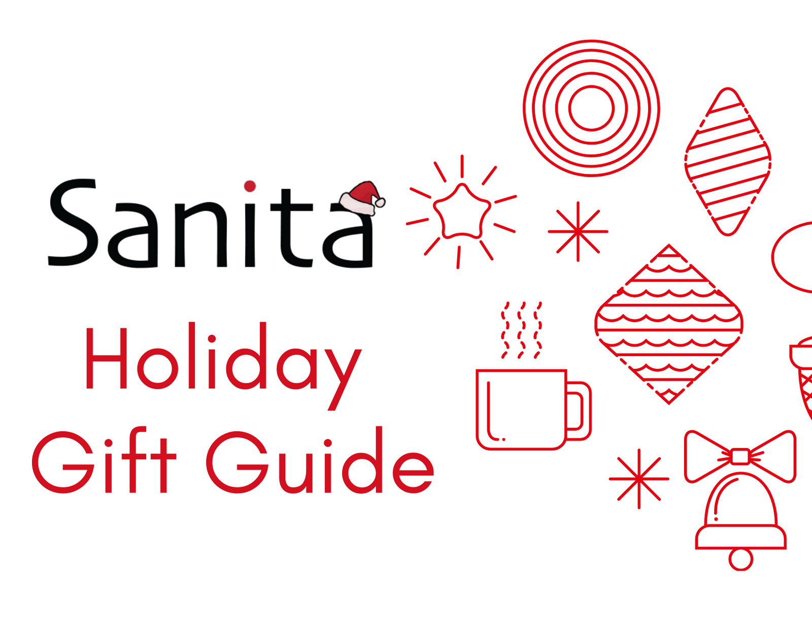 The Sanita Clogs Holiday Gift Guide