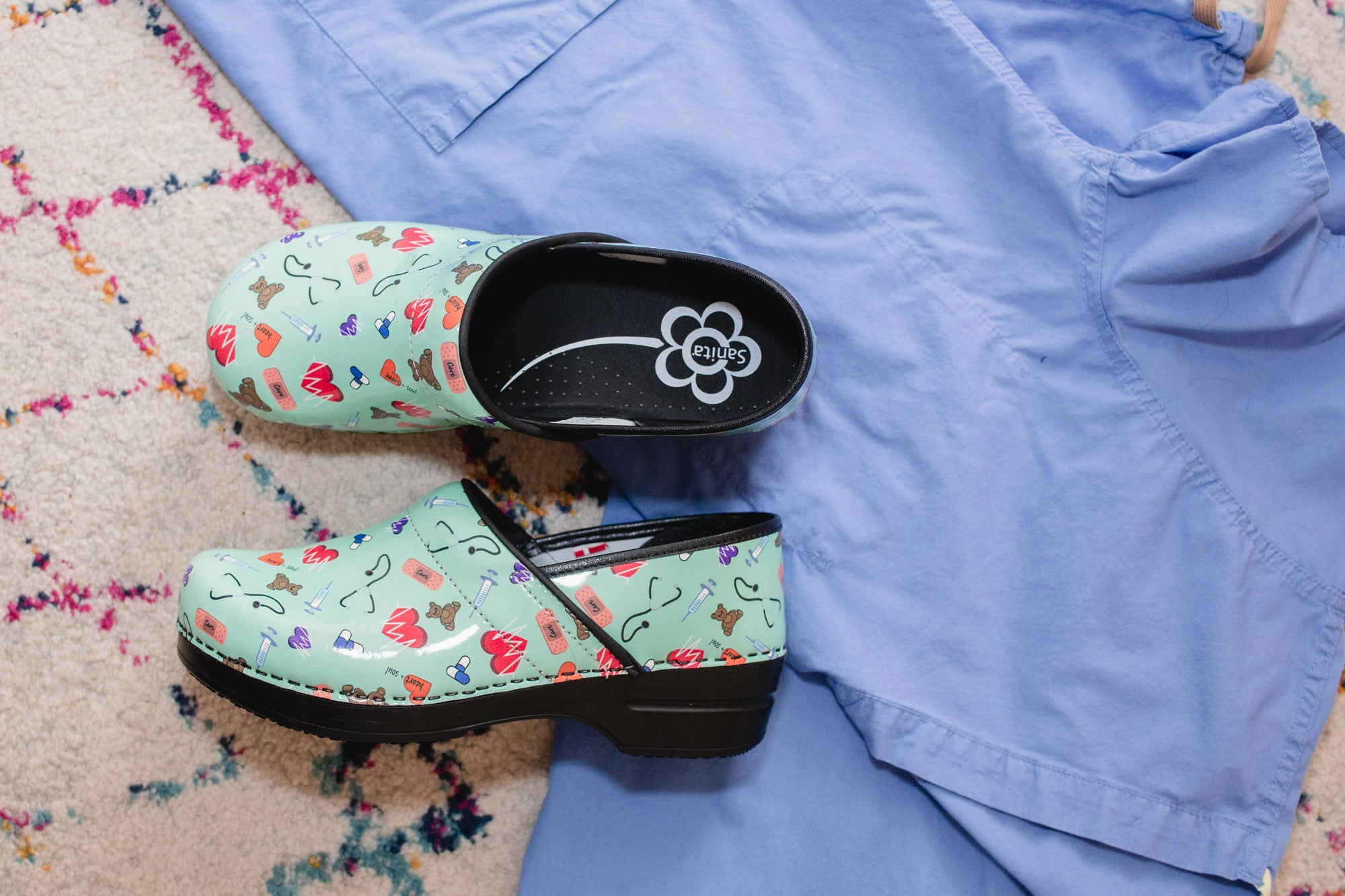 Women's Medical/Dental Shoes