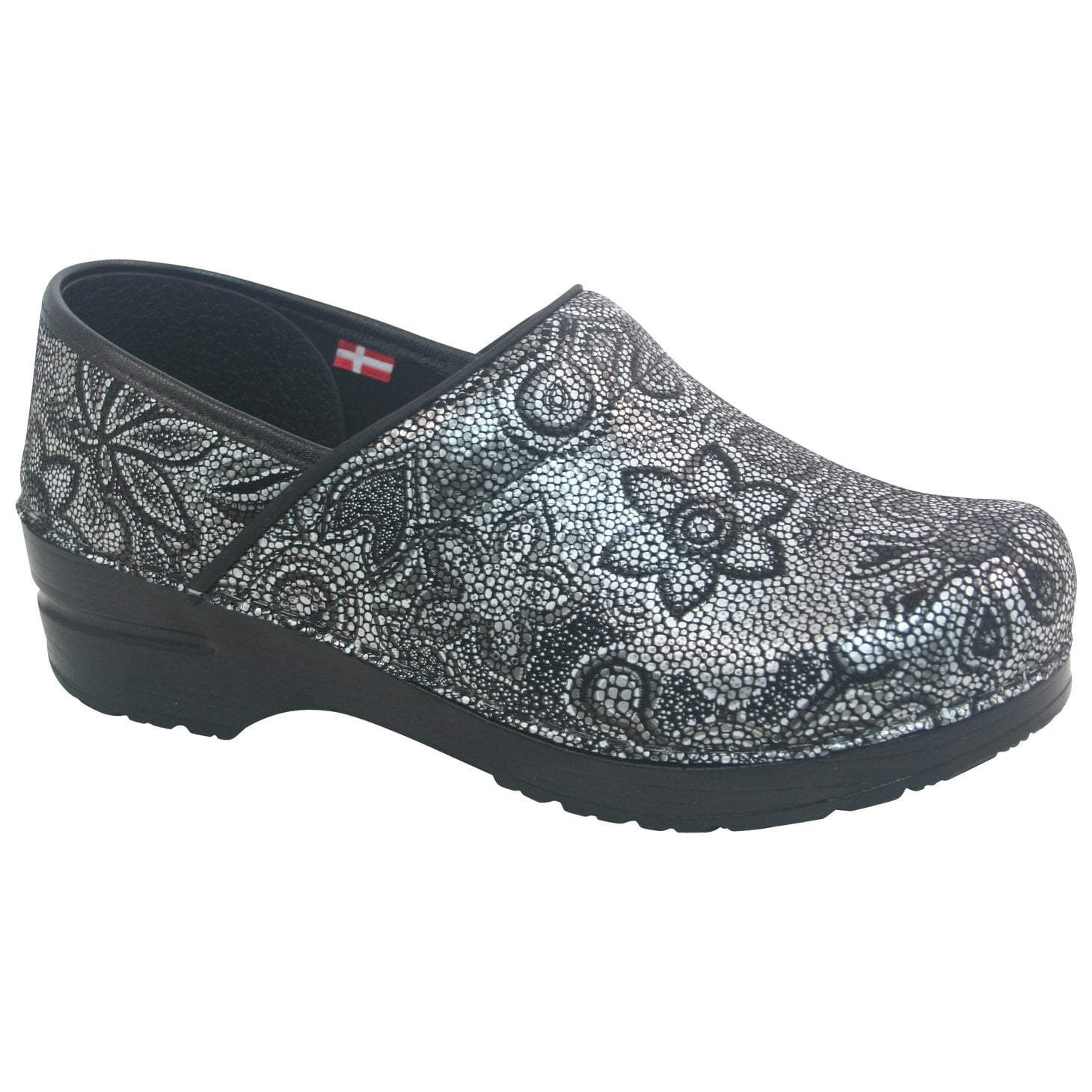 Sanita Moonflower Women's Closed Back Clog