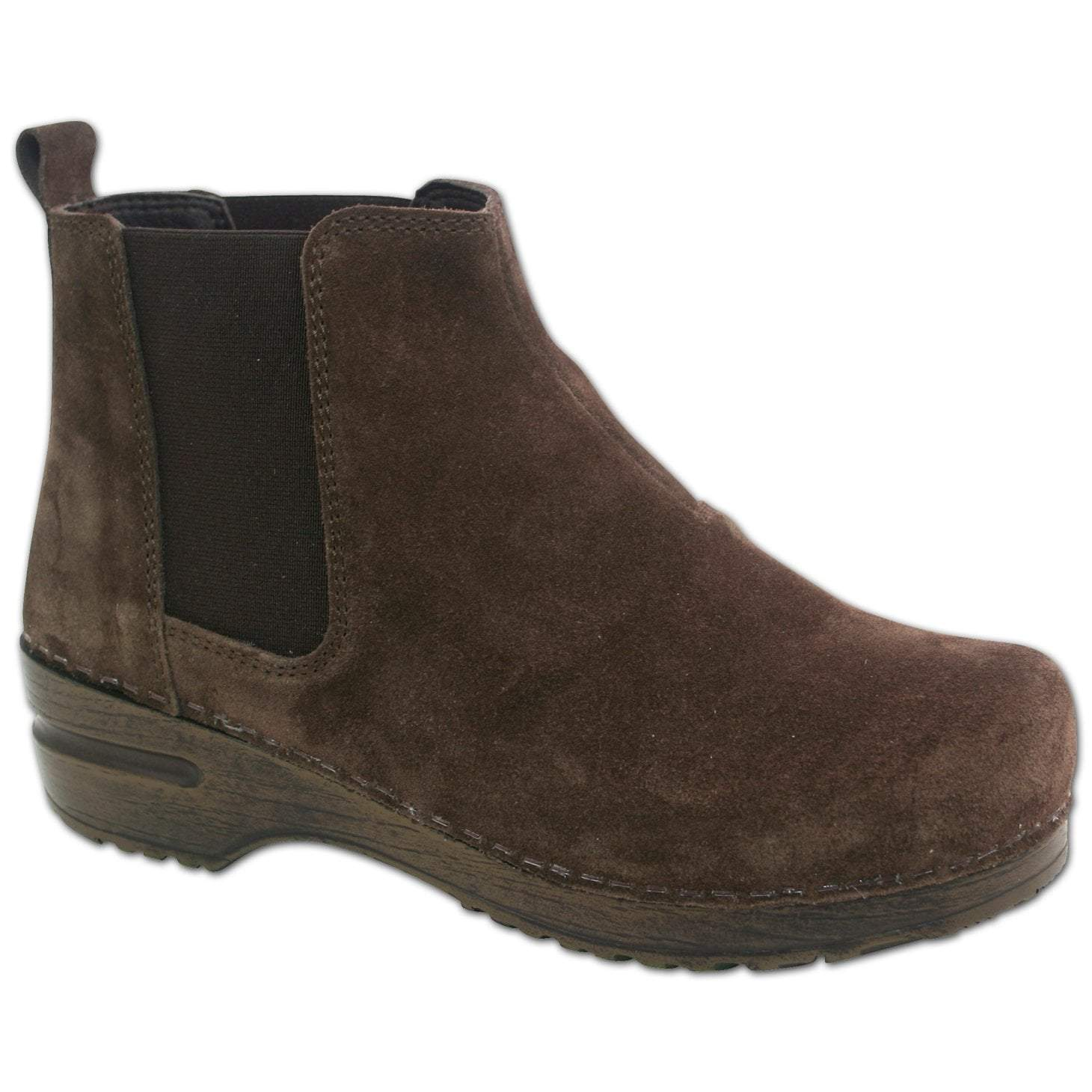 Sanita Vaika Women's in Antique Brown Boot
