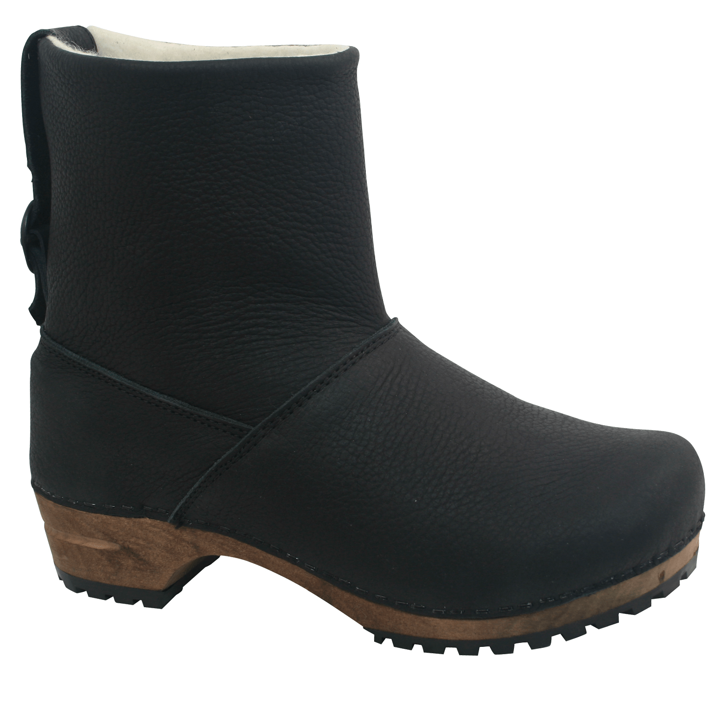 Sanita Silkan Women's in Black Boot