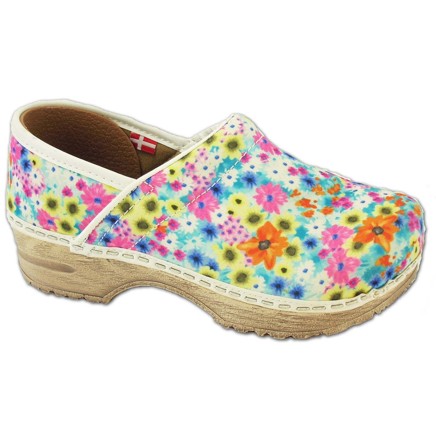Sanita Missy Kids' Closed Back Clog
