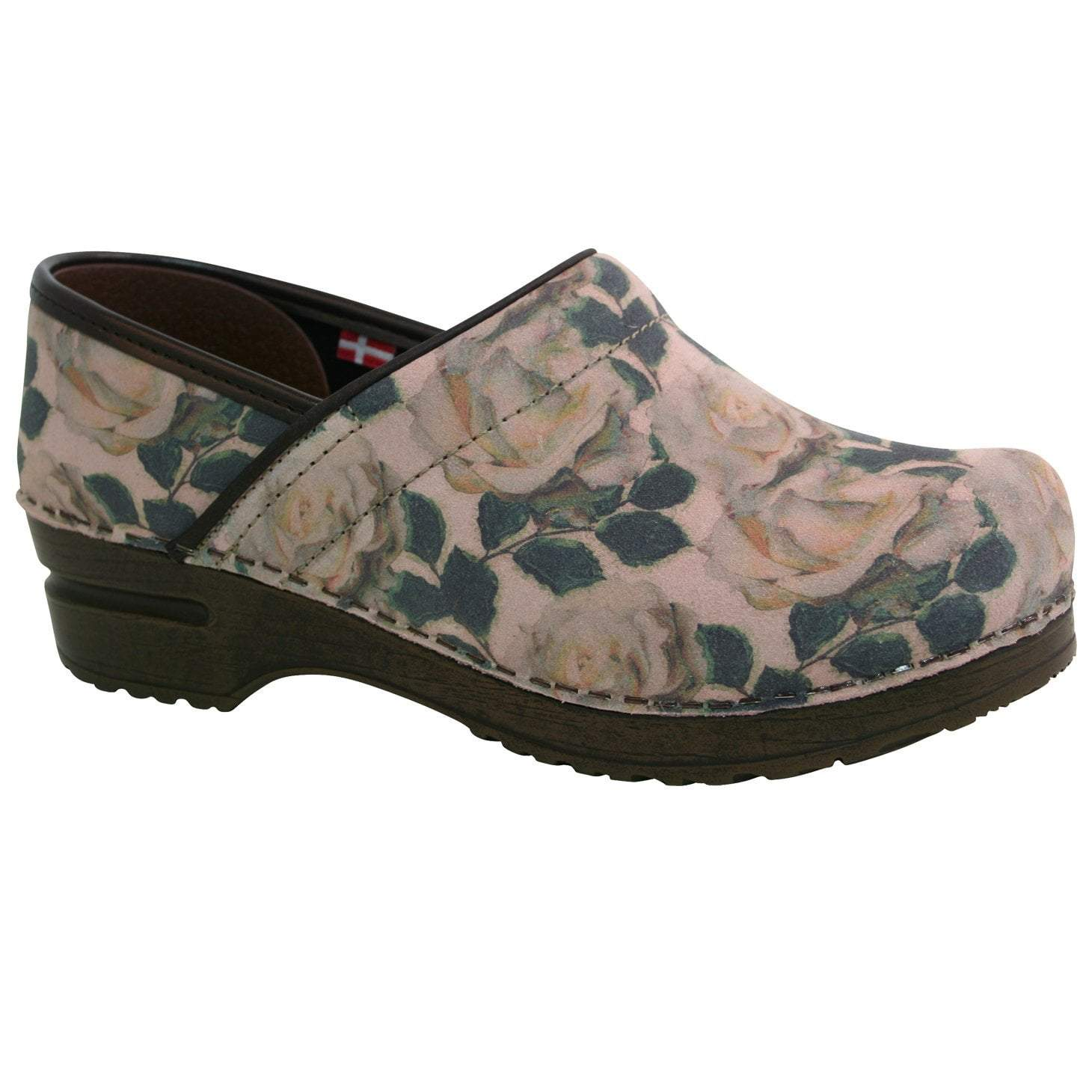 Sanita Flora Women's Closed Back Clog