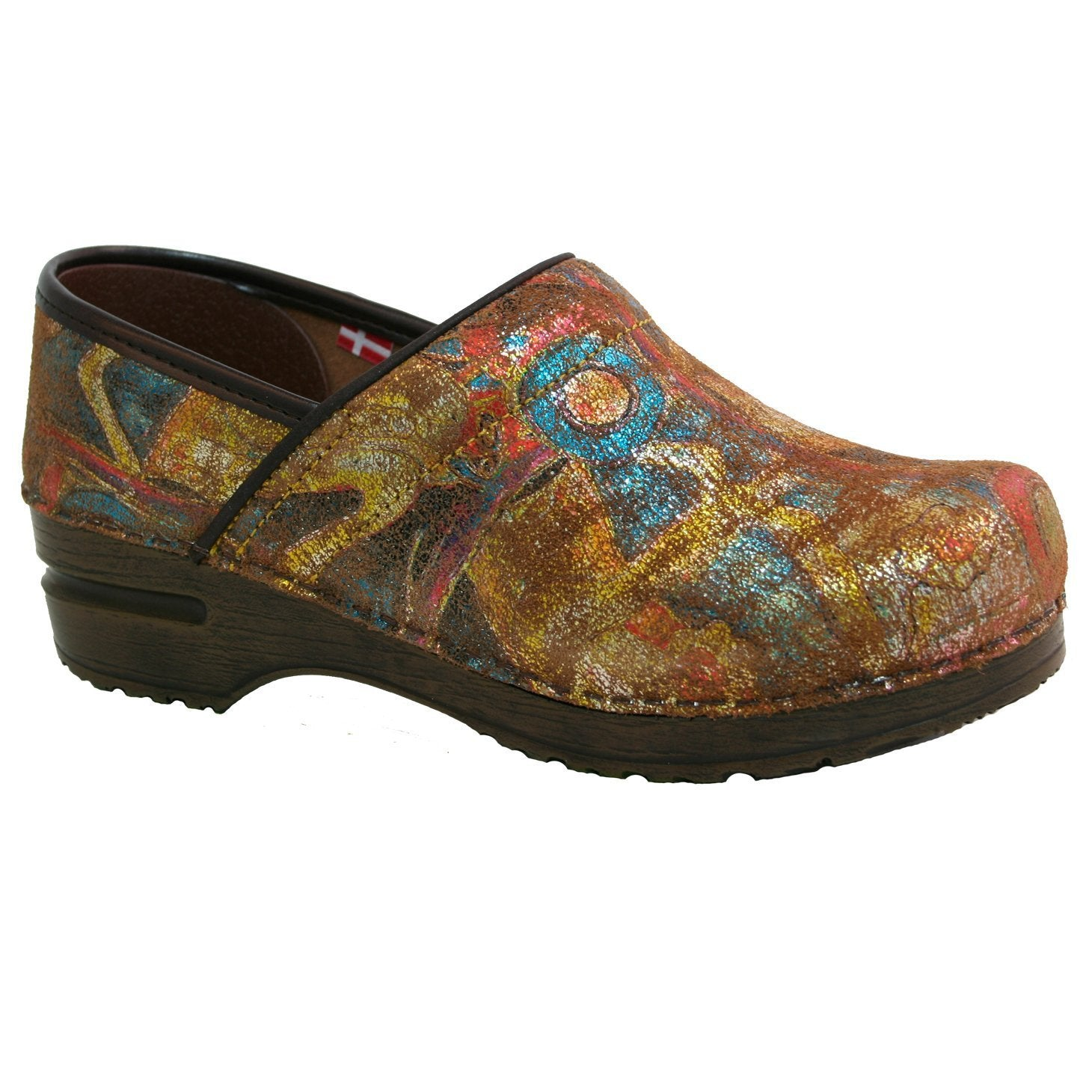Sanita Helen Women's Closed Back Clog