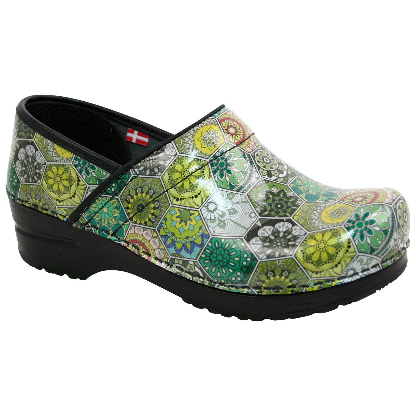 Sanita Arabesque Women's Closed Back Clog