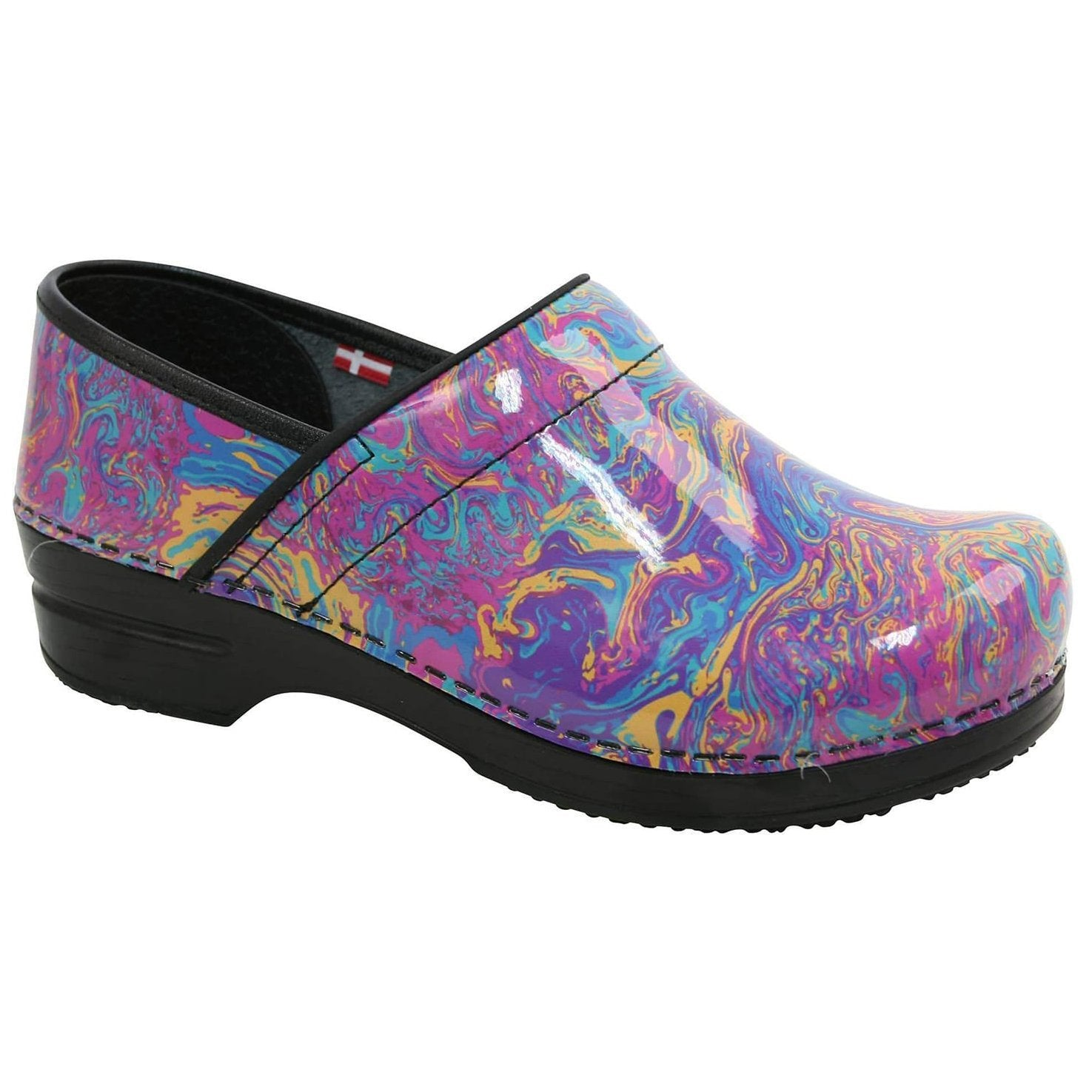 Sanita Hydra Women's Closed Back Clog