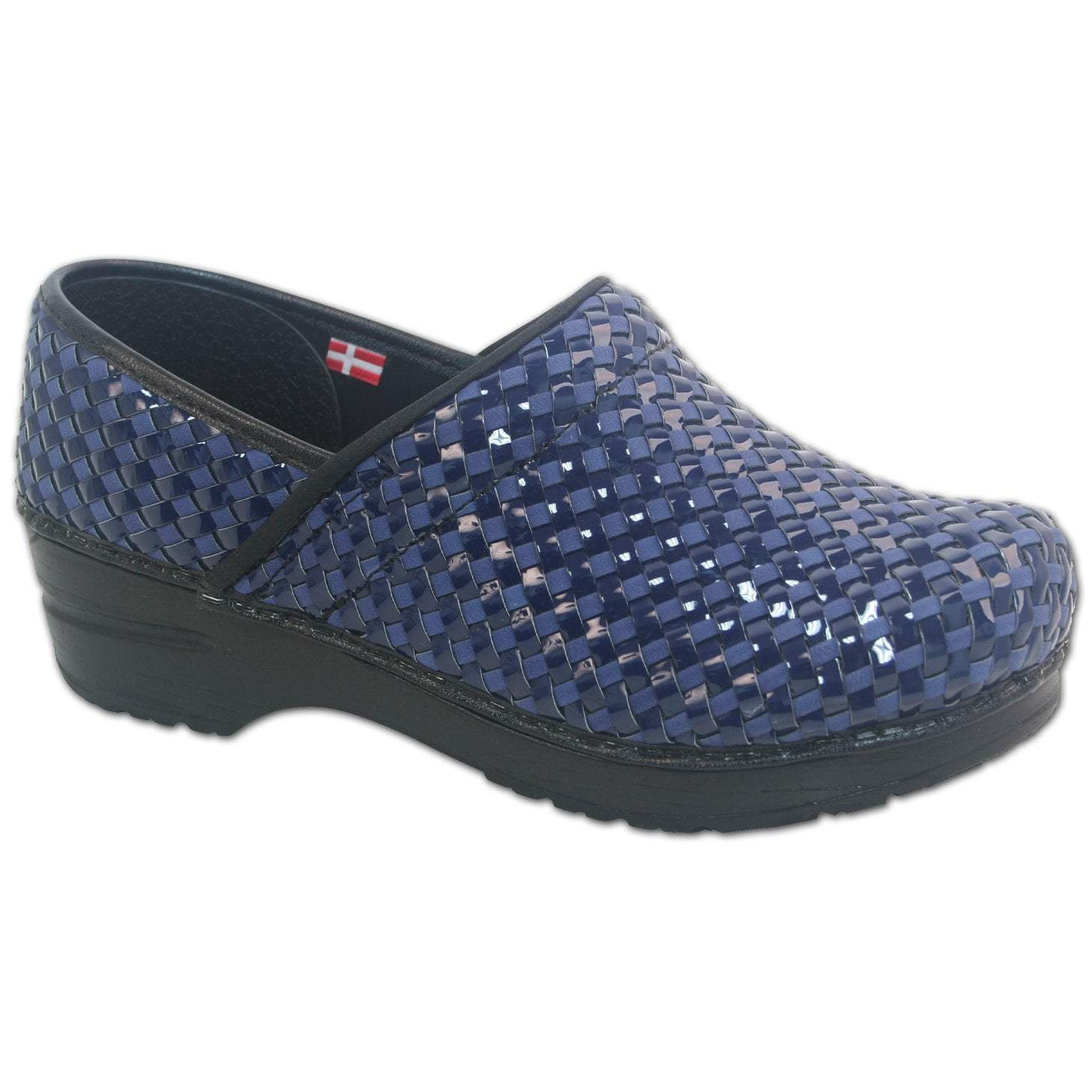 Sanita Lattice Women's Closed Back Clog