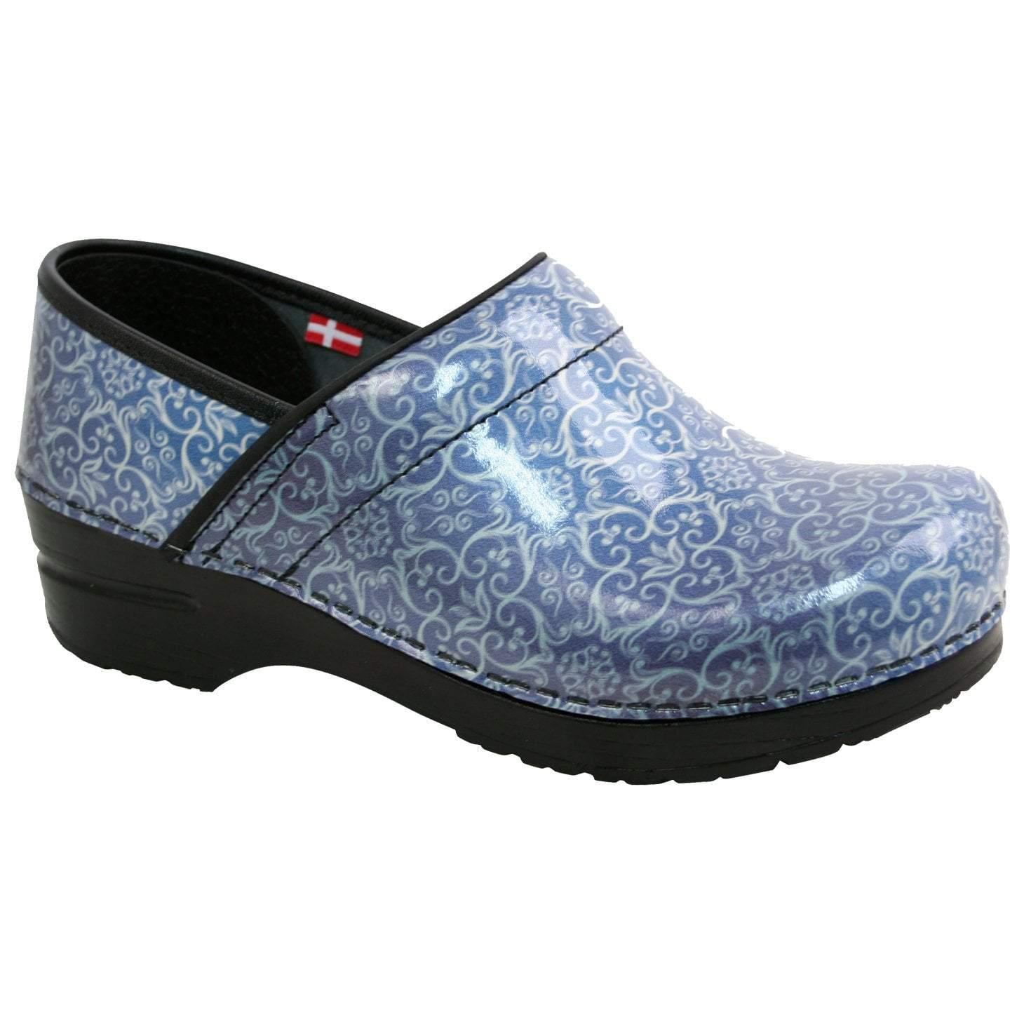 Sanita Damask Women's Closed Back Clog